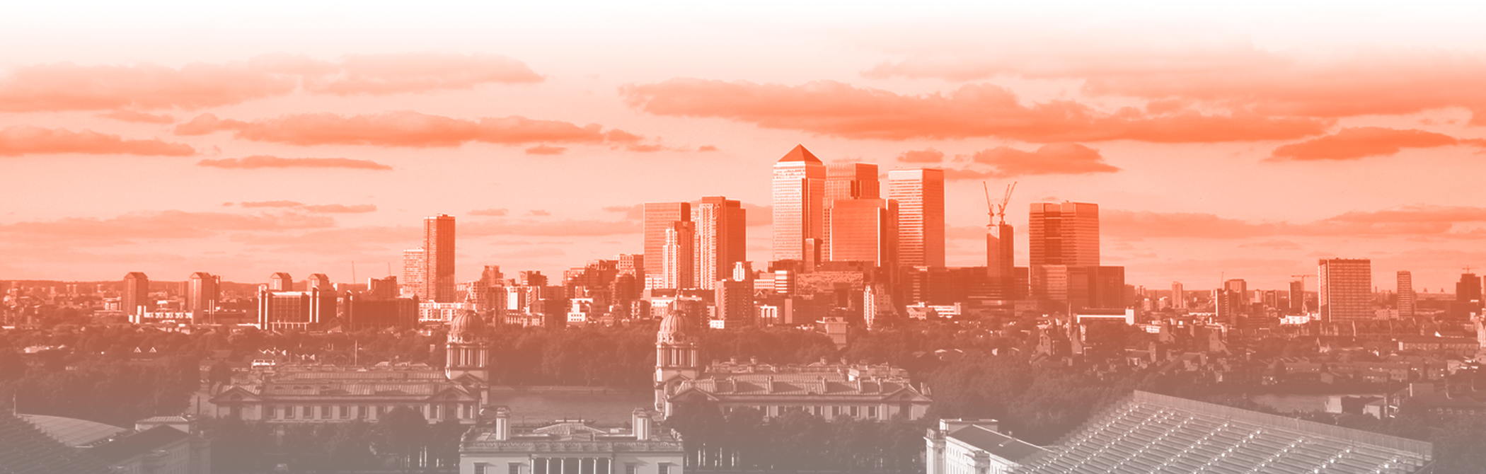 A skyline image of London